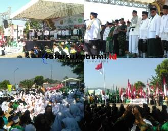 Hari Santri Nasional 2019 Sukabumi, Santri Indonesia Untuk Perdamaian Dunia