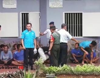 BNNK Sukabumi Sidak dan Geledah Lapas Warungkiara