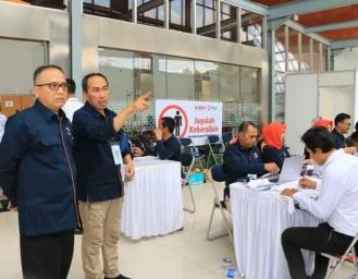 Iyos Somantri Minta Penambahan Kuota CPNS Kabupaten Sukabumi