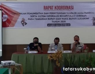 Sirekap Sistem Baru Rekapitulasi Suara Pilkada Sukabumi 2020