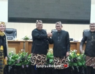 Marwan Hamami - Adjo Sardjono Bicara Rivalitas di Pilkada Sukabumi 2020