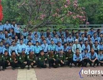 Camp Religi Nasional ke-VI BKPRMI Diikuti 2500 Peserta