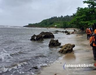 Remaja Cibadak Tenggelam di Palabuhanratu, Hari ke-7 Pencarian di Tutup