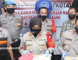 Polisi Tangkap Bandar Sabu di Sukabumi, Pelaku Terancam Hukuman Seumur Hidup Hingga Hukuman Mati