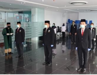 Fahmi Cipta Dewantara Jabat Kepala BNNK Sukabumi