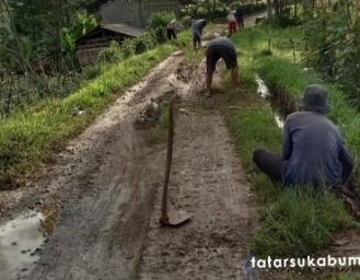 Tradisi Warga Cipeteuy Kabandungan Sukabumi