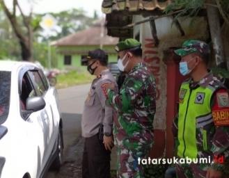 Operasi Yustisi Protokol Kesehatan Wilayah Kebonpedes Nihil Kasus Terkonfirmasi Positif