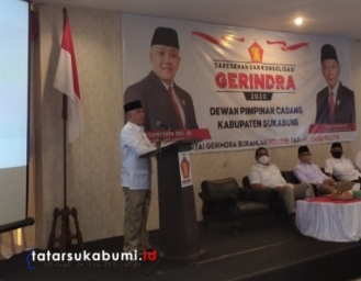 Heri Gunawan Tabuh Genderang Perang di Pilkada Sukabumi