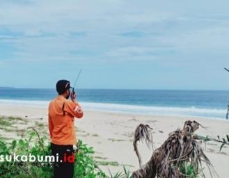Terjebak Pasang Laut Pantai Selatan, Evakuasi Berjalan Dramatis 3 Pemancing Selamat 1 Hilang