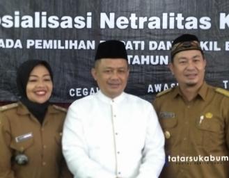 Bawaslu Mencatat 27 Kades dan 3 ASN Tersandung Kasus Selama Pilkada Sukabumi 2020