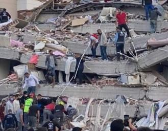 BMKG Ungkap Fakta Gempa Izmir Turki 7.0
