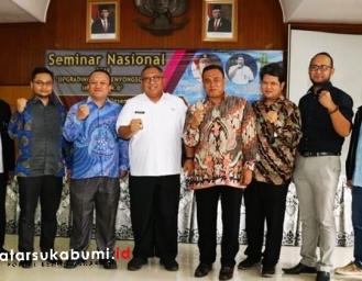 Percepatan Pembangunan Sukabumi Pemkab Gandeng Universitas Nusa Putera