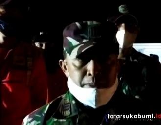 Penyebab Kecelakaan dan Macet Ruas Jalan Sukabumi - Bogor Koramil 0711 Cibadak Turun Tangan