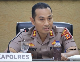 Potensi Kerawanan Pilkada Sukabumi, Kapolres Sukabumi : Perbedaan Pilihan Politik Tidak Menjadi Konflik Horisontal