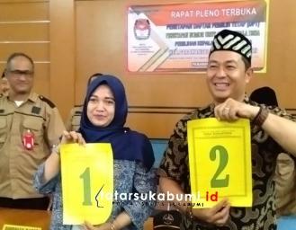 Istri Nomor 1 Suami Nomor 2, Pilkades Unik di Sukabumi Suami Istri Bertarung Tanpa Lawan