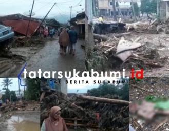 Yudi Suryadikrama : Jangan Saling Menyalahkan Banjir Bandang Cicurug Tapi Kerja Nyata Bantu Korban