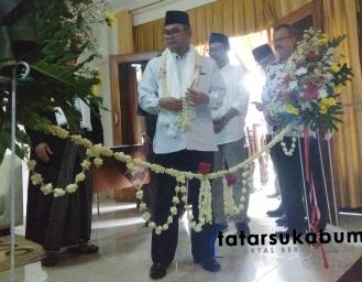 Soal Pilkada Sukabumi, Adjo Sardjono Blak-blakan Sedang Fokus