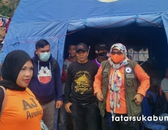 Kondisi Terkini Pasca Kebakaran Kampung Adat Cengkuk Cikakak Sukabumi