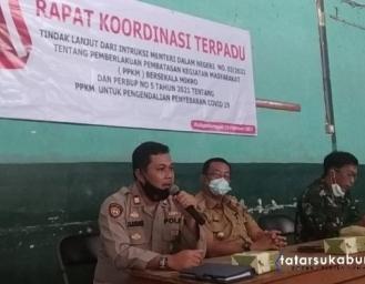 Persiapan PPMK Mikro Wilayah Kalapanunggal Sukabumi