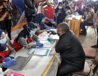 Pemberian Vaksin Covid-19 Forkopimda Sukabumi, Kesehatan Bupati Sukabumi Belum Memenuhi Syarat