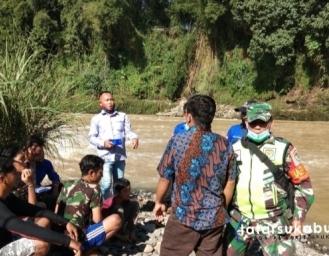 Pemuda Cikembar Tenggelam Saat Mancing dan Ngecrik di Sungai Cimandiri Sukabumi
