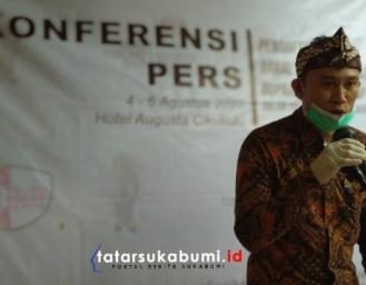 KPU Bahas Mekanisme Pengunduran Diri Petahana dan Regulasi Kampanye Yang Belum Pasti di Pilkada Sukabumi