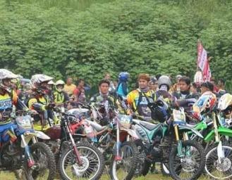 Jelajah Cikidang Nan Eksotis Anniversary Cikidang Trail Adventure 2020