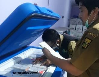 Vaksin Sinovac Telah Tiba di Sukabumi Siap Didistribusikan ke Masyarakat
