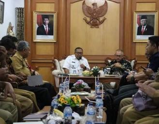 BPK Periksa Laporan Keuangan Pemkab Sukabumi