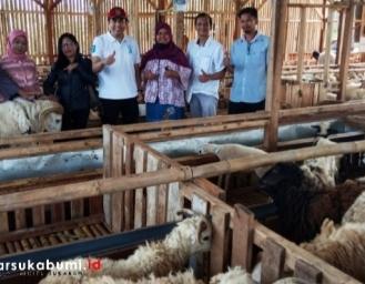 Balon Bupati Sukabumi Partai Gerindra Dorong Ekonomi Kerakyatan Untuk Percepatan Kemajuan Sukabumi