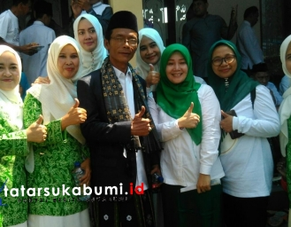Kemenag Kabupaten Sukabumi : Santri Adalah Calon Ulama Moderat