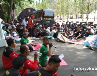 Prokontra Tambang Semen Sistem Blasting di Sukabumi Berbuntut Panjang