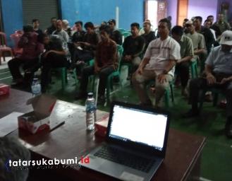 Materi Pembekalan 14 Calon Kades dari 3 Desa Kecamatan Gunungguruh Sukabumi