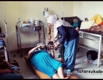 Korban Keracunan Massal Warga 3 Desa di Sukabumi Bertambah Jadi 60 Orang