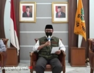 Kota Sukabumi Zona Hijau Covid-19 Pertama di Jawa Barat