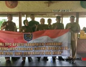 Sistem Pemilihan dan Kandidat Ketua Apdesi Sukabumi 2020 - 2025
