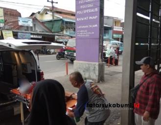 Wisatawan Asal Jakarta Jatuh di Kawasan Curug Sawer Situgunung