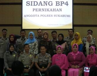 Anggota Polri Wajib Tempuh Sidang BP4 Sebelum Nikah