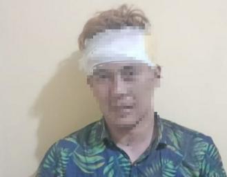 Ketahuan Gondol Uang Warung Pria di Simpenan Sukabumi Nyaris Babak Belur Diamuk Massa