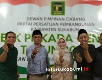 Sah! Jane Shalimar Maju di Pemilihan Bupati Sukabumi