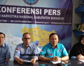Mengedepankan Demand Reduction Inilah Kinerja BNNK Sukabumi Sepanjang 2019
