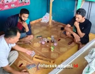 Konter HP Nyambi Jual Tramadol di Cibadak Digerebek Aparatur Desa