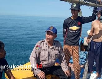 Satpol Air Polres Sukabumi Gencar Patroli di Perairan Palabuhanratu dan Ujung Genteng