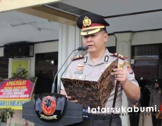 Polisi Naik Haji, Bonus Prestasi Polres Sukabumi Kota