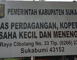 SMR Minimalisir Penyelewengan Anggaran Kabupaten Sukabumi