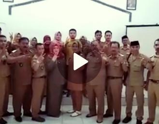 Viral Video Kades Cisaat Dukung MH dua Periode, Bawaslu Kabupaten Sukabumi Turunkan Petugas