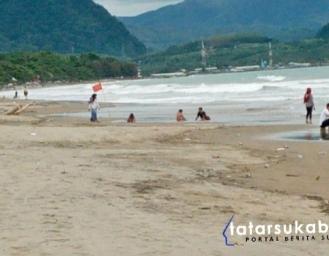 3 Wisatawan Asal Cibadak Terseret Ombak Pantai Citepus Palabuhanratu 1 Korban Hilang