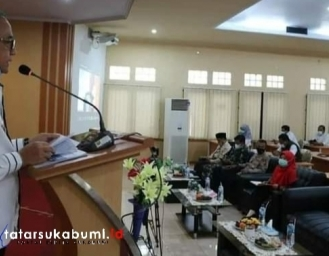 Konsultasi Publik Bahas Sentralisasi Pemerintahan di Palabuhanratu Jalan Alternatif Cisolok - Cibadak dan Pembangunan Tol Palabuhanratu