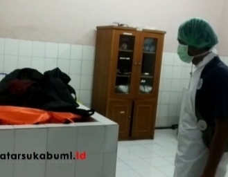 Sopir Angkot di Sukabumi Ditemukan Dalam Kondisi Menjadi Mayat