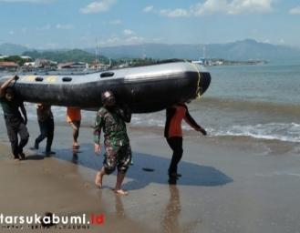 Korban Tenggelam di Palabuhanratu Berhasil Ditemukan di Pandeglang Banten